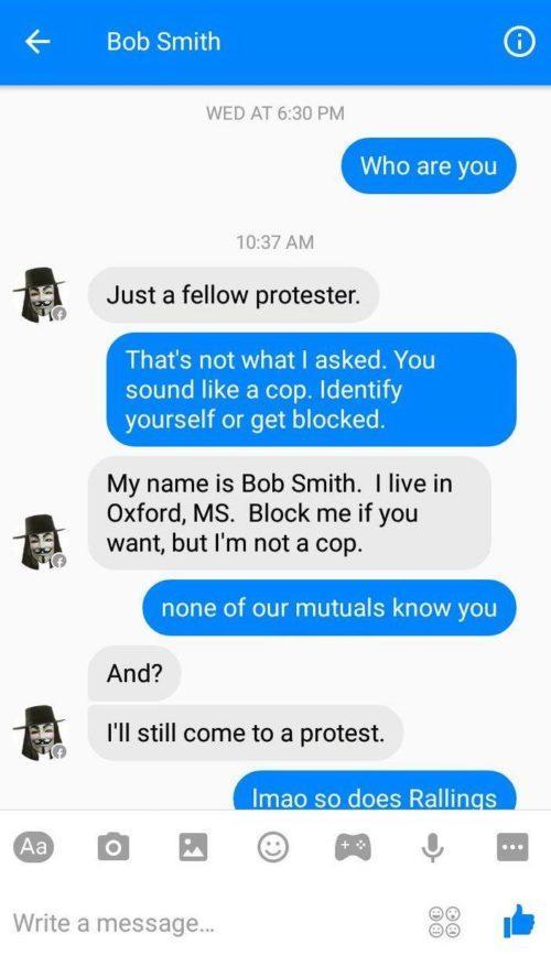 Meet 'Bob Smith,' The Fake Facebook Profile Memphis Police