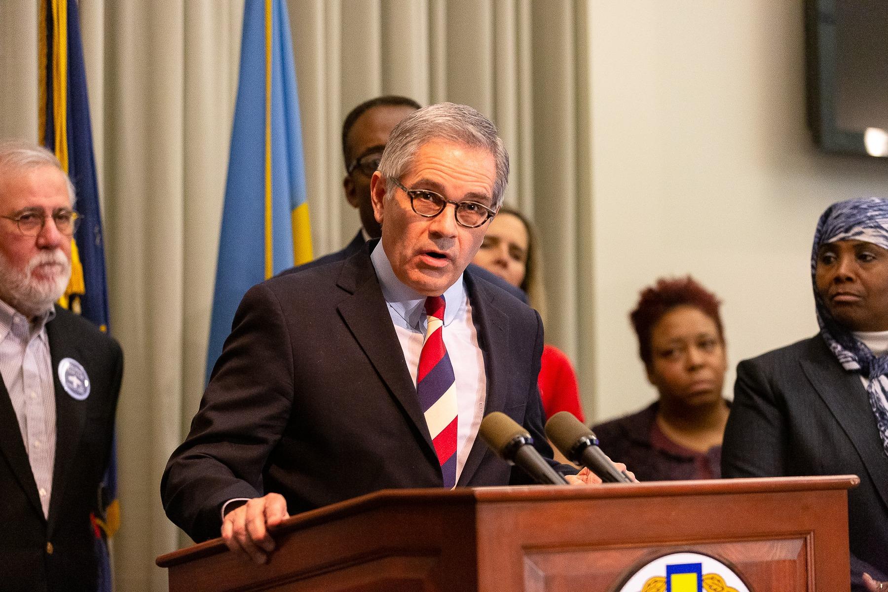 Philadelphia D.A. Asks Court to Declare Death Penalty System Unconstitutional
